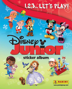 Panini Disney Junior 2014