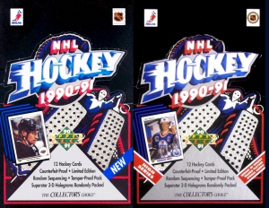 Upper Deck Hockey 1990-1991