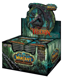 Upper Deck World Of Warcraft: Hunt for Illidan