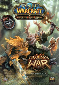 Upper Deck World Of Warcraft: Drums of War