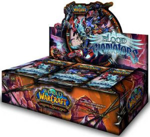 Upper Deck World Of Warcraft: Blood of Gladiators