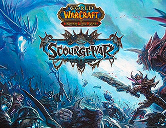 Upper Deck World Of Warcraft: Scourgewar