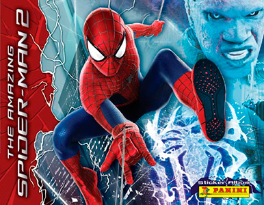 Panini The Amazing Spider-Man 2
