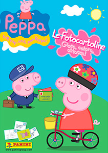 Panini Peppa Pig Photocards