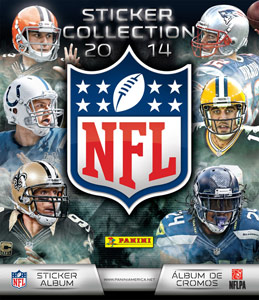NFL Sticker Collection 2014