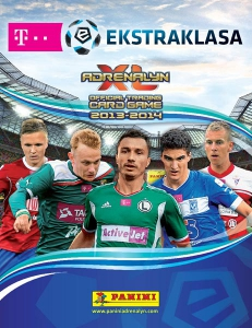 Panini T-Mobile Ekstraklasa 2013-2014. Adrenalyn XL