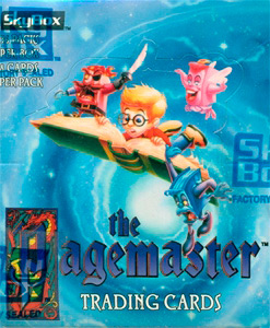 SkyBox The Pagemaster