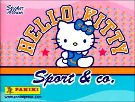 Panini Hello Kitty Sport & co.