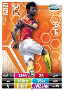 Topps Afghan Premier League 2013