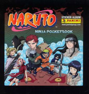 Naruto Ninja Pocket Book