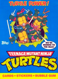 Topps Teenage Mutant Ninja Turtles