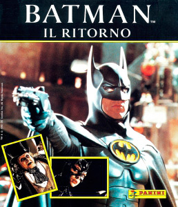 Panini Batman Returns