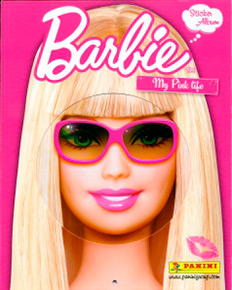 Panini Barbie: My Pink life