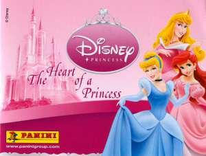Panini Disney Princess. The Heart of a Princess