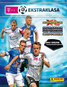 Panini T-Mobile Ekstraklasa 2014-2015. Adrenalyn XL