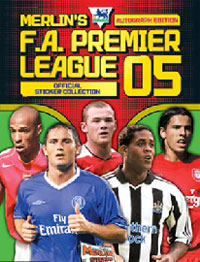 Merlin Premier League Inglese 2004-2005