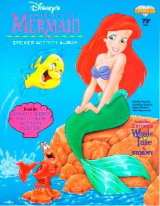 Diamond The Little Mermaid