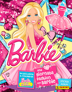 Panini Barbie: une journée fashion avec Barbie