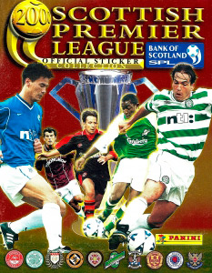 Panini Scottish Premier League 1999-2000