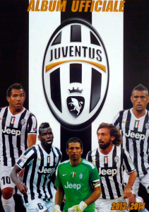 Footprint Juventus 2013-2014