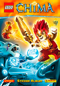 Panini LEGO - Legends of Chima