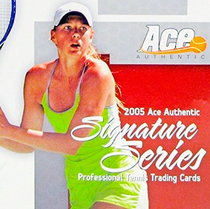 Ace Authentic Signature Series 2005