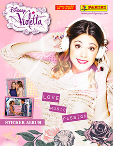 Panini Violetta 4: Love, Music, Passion
