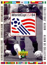 Upper Deck World Cup USA 1994