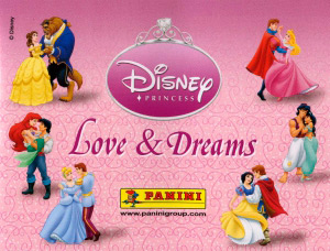 Panini Disney Princess. Love & Dreams