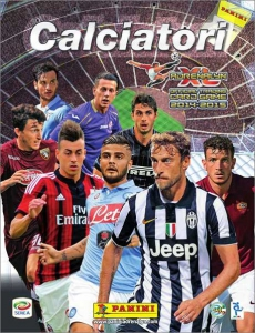 Panini Calciatori 2014-2015. Adrenalyn XL