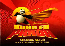 Edibas Collections Kung Fu Panda