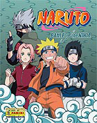 Panini Naruto - Battle of the Ninja