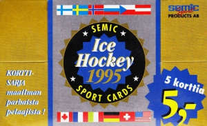 Semic Ice Hockey 1995