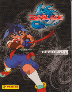 Beyblade Let it Rip!