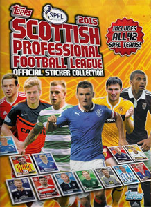 Topps Scottish Professional Football League 2014-2015