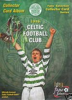 Futera Celtic Fans' Selection 1997-1998