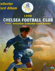 Futera Chelsea Fans' Selection 1997-1998