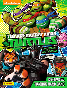 Teenage Mutant Ninja Turtles 2. Mutant Mayhem