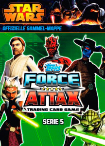Star Wars Force Attax Series 5