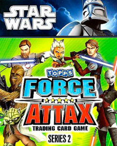 Topps Star Wars Force Attax Series 2