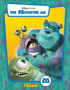 Panini Monsters & Cie