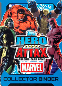 Hero Attax Avengers