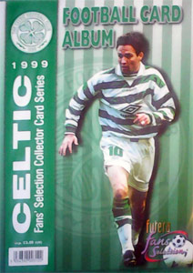 Futera Celtic Fans' Selection 1999