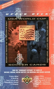 Upper Deck World Cup USA 1994. Preview English/Spanish