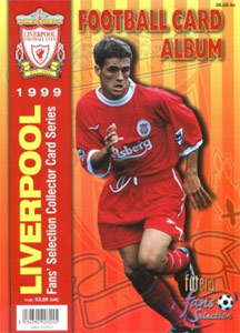 Futera Liverpool Fans' Selection 1999