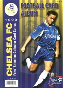 Futera Chelsea Fans' Selection 1999