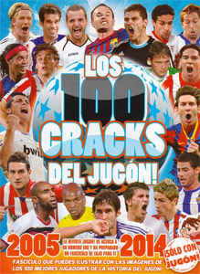 Panini Los 100 Cracks del Jugon 2005-2014