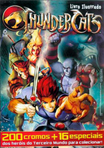 On Line Editora Thundercats