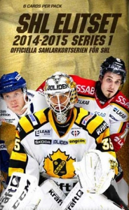 The Card Cabinet SHL Elitset 2014-2015
