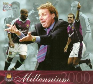 Futera West Ham United Fans' Selection 2000